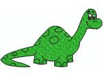 Dino laufend