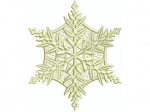 Schneeflocke 12