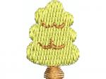 Baum grün