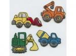 Baufahrzeuge 4 Stück