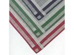 Herren Taschentücher Linien