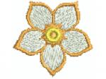 Blume weiss 03