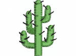 Kaktus grün