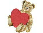 Bär mit Herz 1